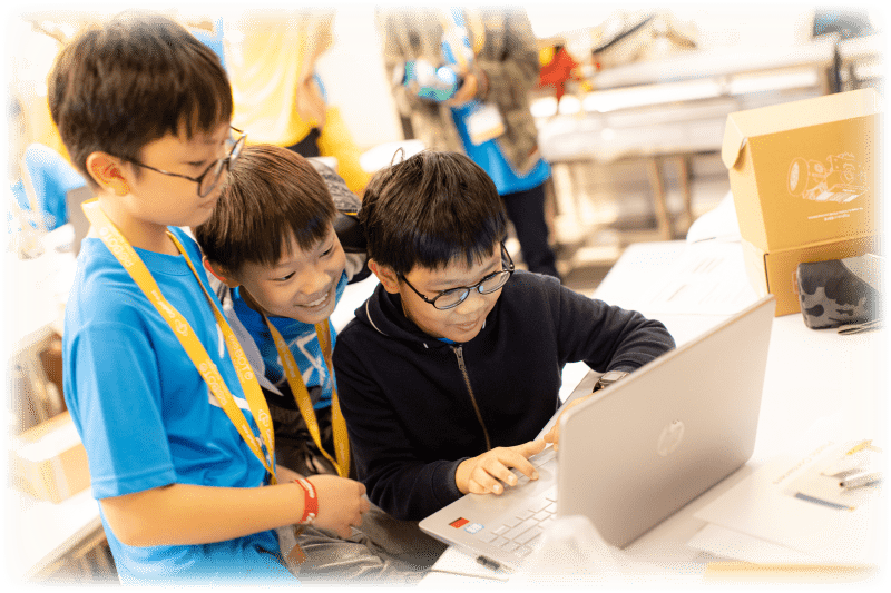 Codefest 2020 Occurs at Kidzania Singapore on the 8th and 9th December 2019